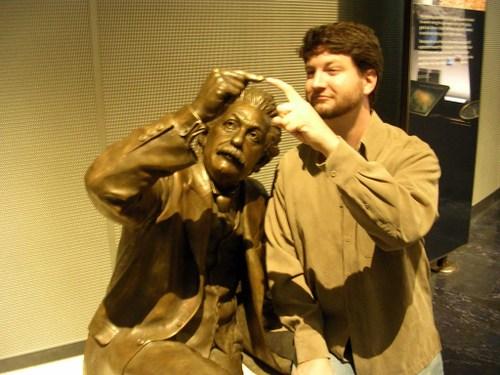 Einstein & Eric