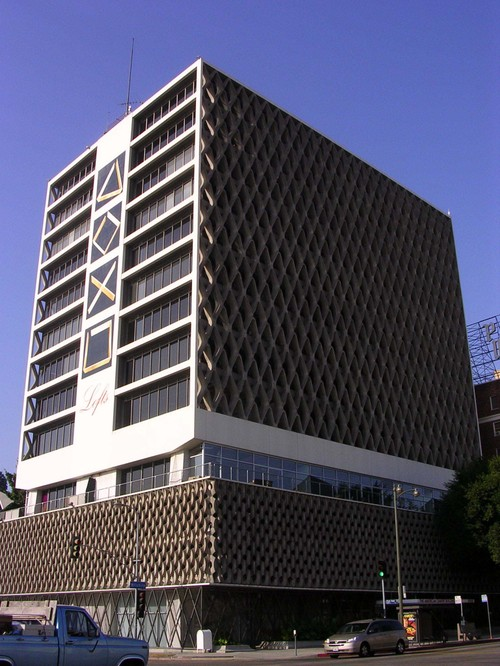 American Cement Building